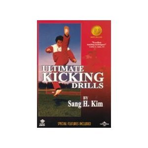 Ultimate Kicking Drills by Master Sang H Kim