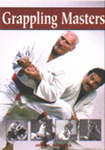 Grappling Masters by Jose M. Fraguas - 22 Interviews with Fighting Legends