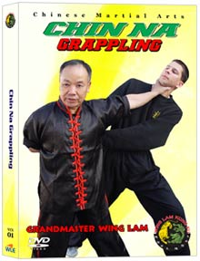 Chinese Fighting Arts Chin Na Joint Lock Grappling (Chin Na DVD #01)