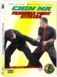 Chinese Fighting Arts Chin Na Joint lock Pressure Point Attacks (Chin Na DVD #03)