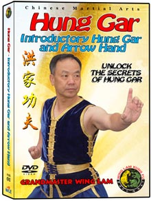 (Hung Gar DVD #01) Basic Introductory Hung Gar and Arrow Hand Kung Fu by Sifu Wing Lam