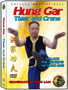 (Hung Gar DVD #05) Tiger and Crane by Sifu Wing Lam