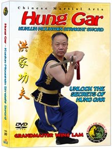 (Hung Gar DVD #10) Kunlun Mountain Straight Sword
