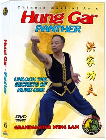 (Hung Gar DVD #13) Panther Hasayfu Hung Kuen by Sifu Wing Lam