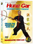 (Hung Gar DVD #18) Chinese Weapong Hunting Tiger Trident