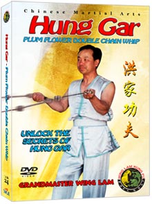 (Hung Gar DVD #24) Plum Flower Double Chain Whip