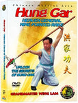 (Hung Gar DVD #37) Heaven General Nine-Pointed Rake