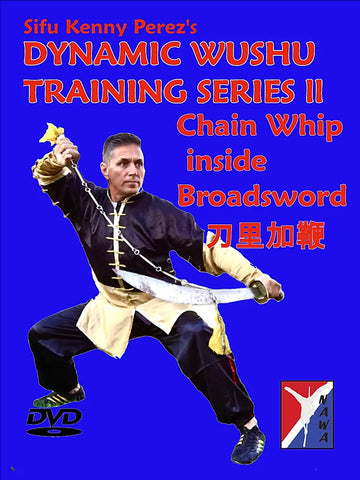 Kenny Perez Chain Whip Inside Broadsword