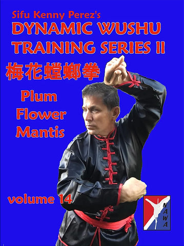 Kenny Perez Plum Flower Mantis Routine