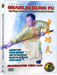(Shaolin DVD #18) Spring Autumn Long-Handled Knife