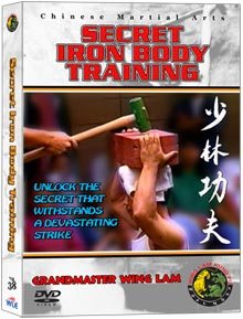 (Shaolin DVD #38) Shaolin Iron Body Training