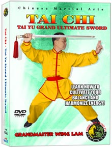 (Tai Chi DVD #04) Tai Yu Grand Ultimate Sword