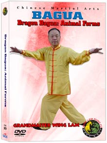 (Tai Chi DVD #10) Dragon Ba Gua: Animal Forms Bagua