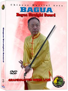 (Tai Chi DVD #17) Ba Gua Straight Sword