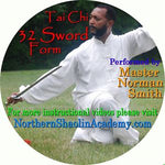 Tai Chi 32 Sword Form DVD