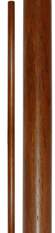 "Red Oak Straight Staff 60"" 72"""