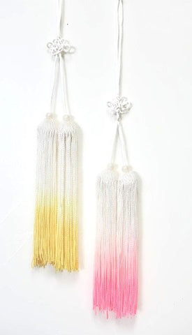 Multi Color Sword Tassel