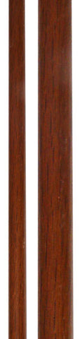 Red Oak Single Taper Long Pole