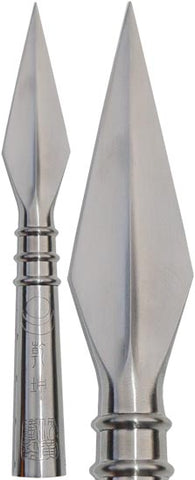 Extra Fancy Combat Steel Spear Head