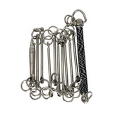 Steel 9 Section Chain Whip