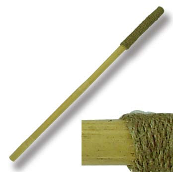 Rattan Escrima Stick w/ Jute-Wrapped Handle