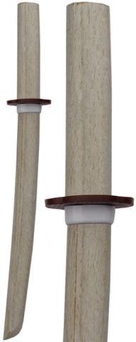 White Oak Shoto Practice Short Sword 22""