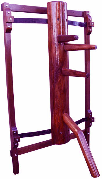 Compact Wing Chun Wooden Dummy