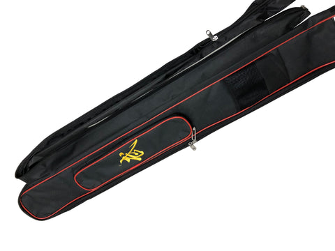 Multi Weapon Carrying Bag with Staff Compartment Black
