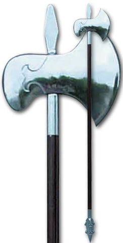 Long Handle Axe Wushu