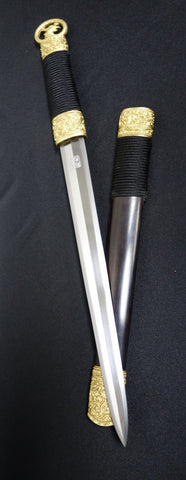 Han Sword Damascus Steel Sword