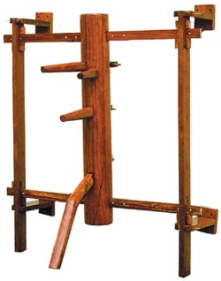 Wing Tsun Wooden Dummy  Teak Wood