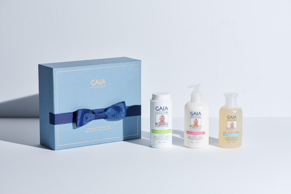 GAIA Special Edition Baby Shower Gift Set