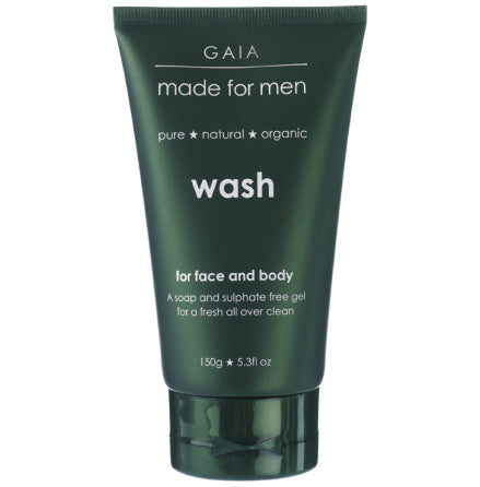 Men Face & Body Wash 150g