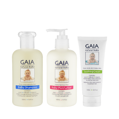 GAIA Babies Savings Bundle (6 items)