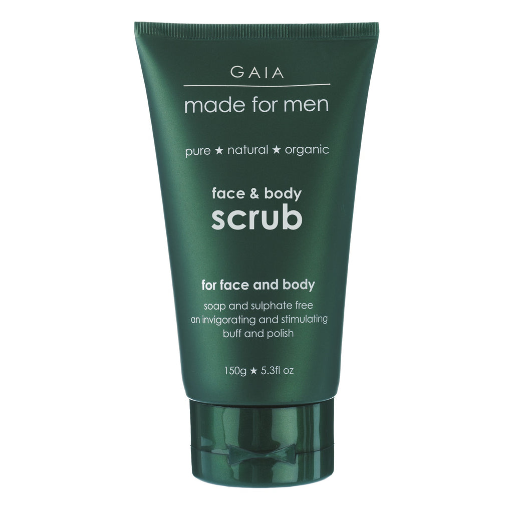 Men Face & Body Scrub 150g