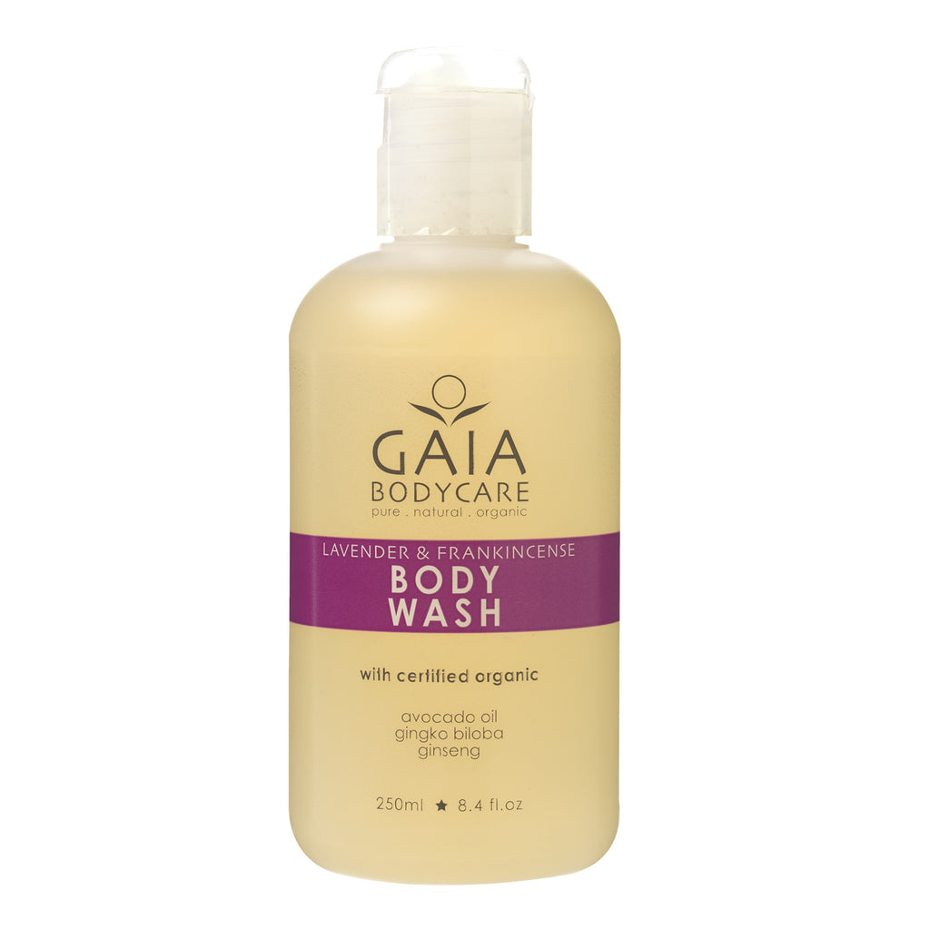 Body Wash - Lavender & Frankincense 250ml