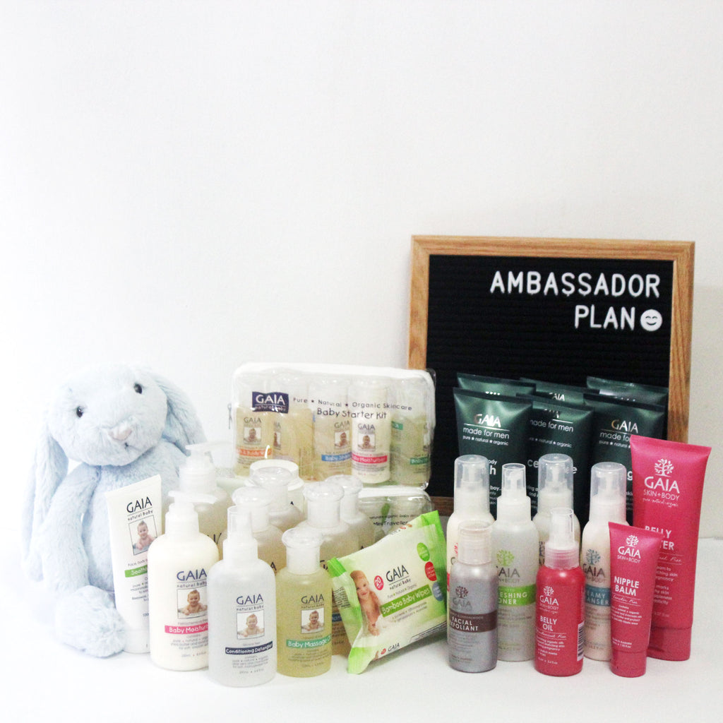 GAIA Ambassador Savings Bundle (9 items)