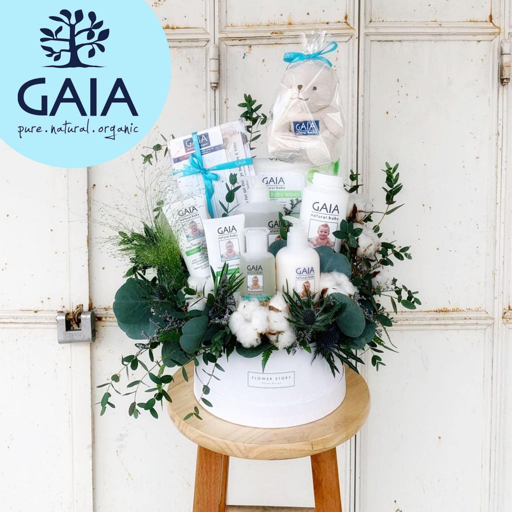 "GAIA ""Sweet Baby Beginnings"" Hamper"