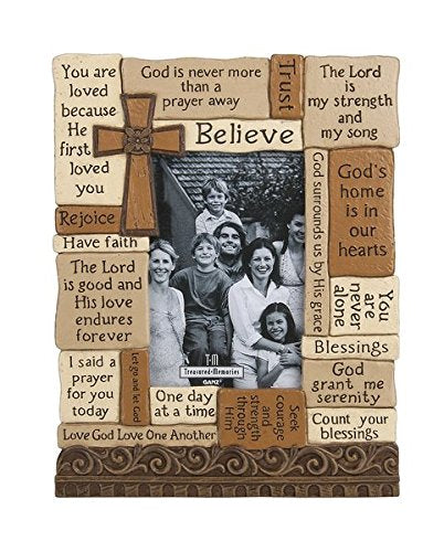 "Inspiration Collage 4"" x 6"" Photo Frame"