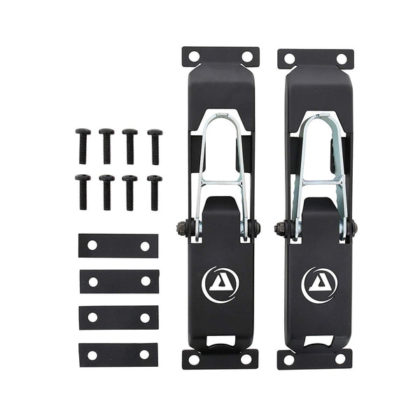 Smittybilt JK Atlas Door Steps for Jeep JK 2/4 Door (Pair)
