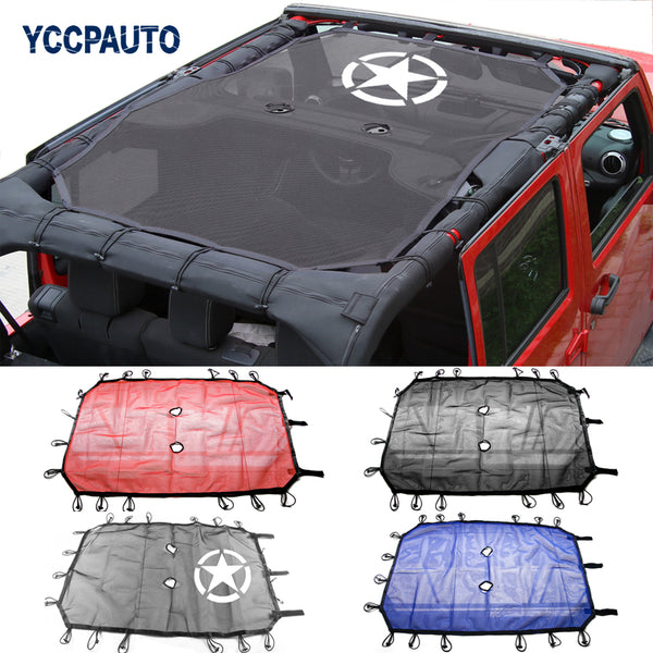 Sunshade Roof for Jeep Wrangler Unlimited