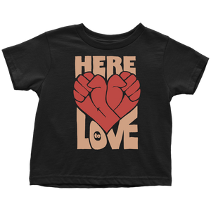 Hand Heart Toddler Tee