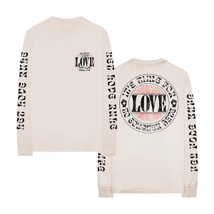 Let Love Rule Long Sleeve Tee