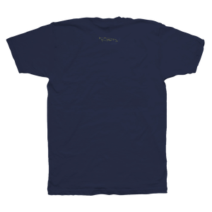 Let Love Rule Navy Tee
