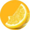 lemon hint® water Swatch