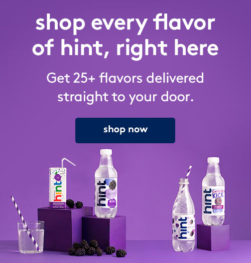 Delicious Flavored Water - Fruit Infused Bottled Water