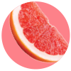 grapefruit hint® sparkling Swatch