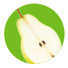 pear hint® water Swatch