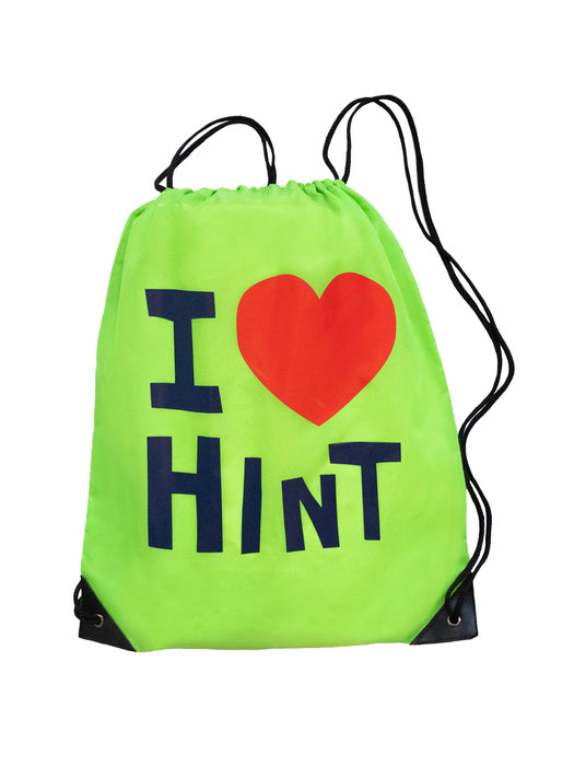 hint drawstring backpack