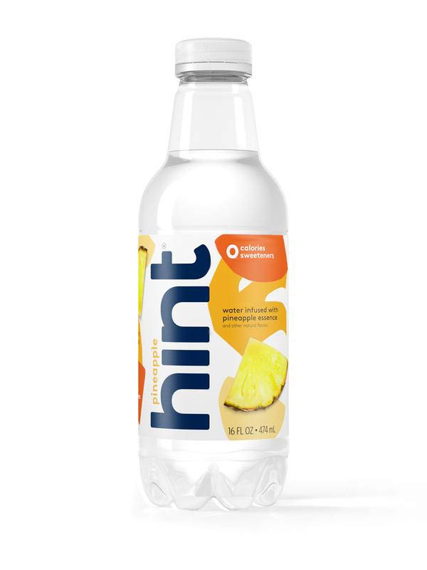 Drink Hint Review - Pineapple Flavour